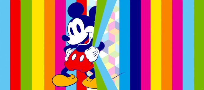Disney Mickey Mouse Premium wall murals | Buy it now